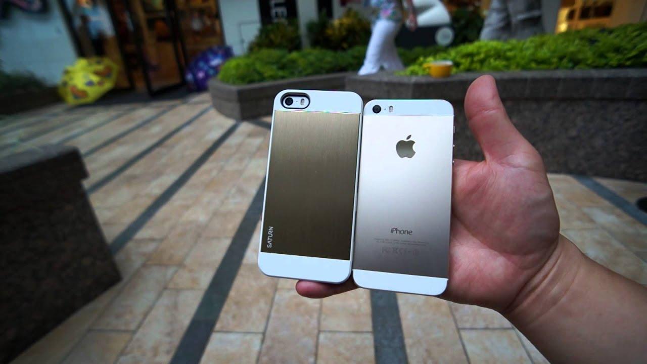 spigen saturn revisited cleanest iphone 5s gold case. Black Bedroom Furniture Sets. Home Design Ideas