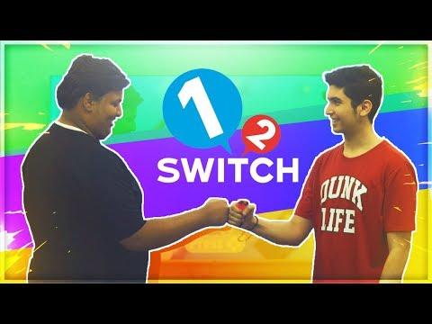 ون تو سويتش مع بندريتا ! | One Two Switch