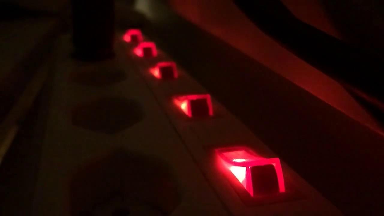 light flickering Strip