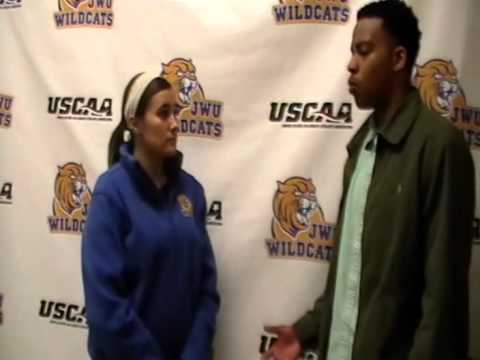 1/9/2014 Barber-Scotia College Post Game Interview - Bobby Scriven