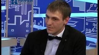 Утренний гость  Павел Калач, победитель конкурса Предприниматель года 2014