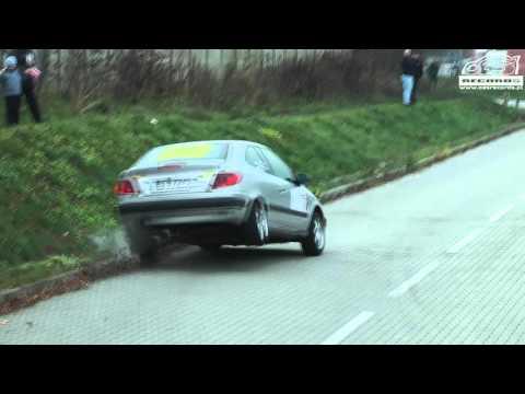 6 Runda ŚLR 2015 - CRASH Citroen Xsara By OesRecords