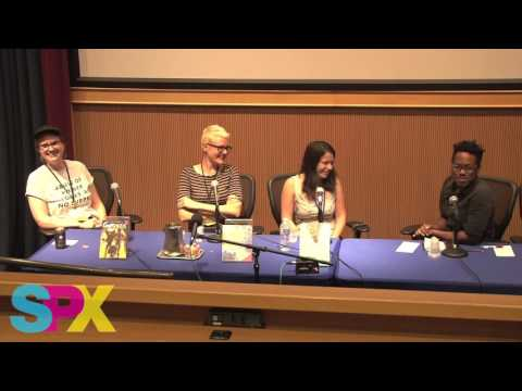 SPX 2016 Panel - You Can't Not Make Comics