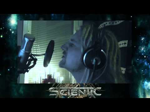 SCIENTIC - The New Imperialism - Live Vocals/Rob Lundgren