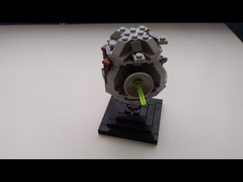 Лего мини Звезда смерти