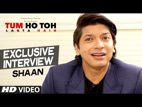 Exclusive Interview with Shaan | Tum Ho Toh | T-Series