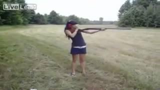 aprenda a atirar de espingarda
