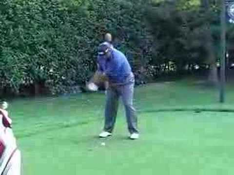 Angel Cabrera - Southern Hills #15 - Iron