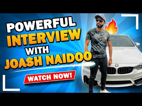 How I became successful trading FOREX by Joash Naidoo – (Must Watch)