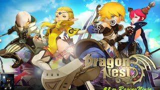 """ Dragon Nest "" - RPGMMO (F2P) // Character Creation- Archer"