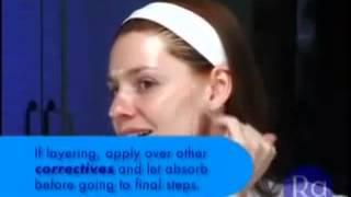 Rhonda Allison | How to Apply Skincare