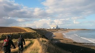 John Muir Dunbar N.Berwick coastal walk & animal kites bonus!