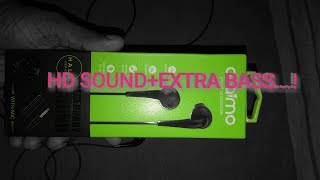 ORAIMO Earphone Unboxing+ Review...! മലയാളം