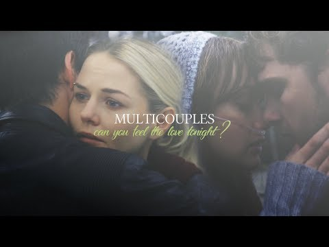 Multicouples | Can You Feel The Love Tonight [Secret Santa]