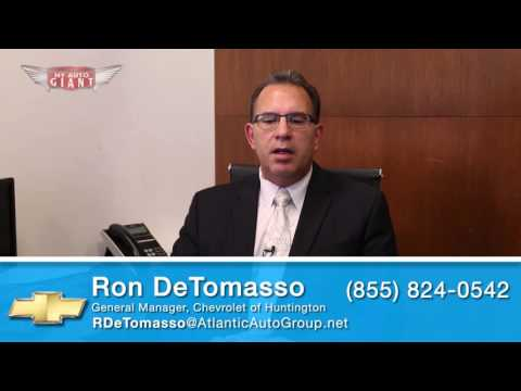 Introducing General Manager Ron DeTomasso - Chevrolet Of Huntington