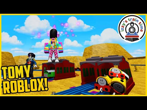 TOMY Trains...in Roblox!  