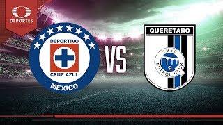 Previo Cruz Azul vs Querétaro | Cuartos de final | Televisa Deportes