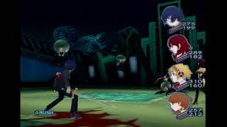 Shin Megami Tensei : Persona 3 FES -88- Orgia Mode