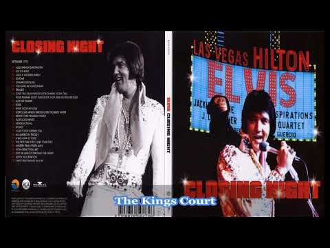 Elvis Presley - Closing Night - Number 39 In The FTD Collection