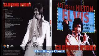 Gambar cover Elvis Presley - Closing Night - Number 39 In The FTD Collection