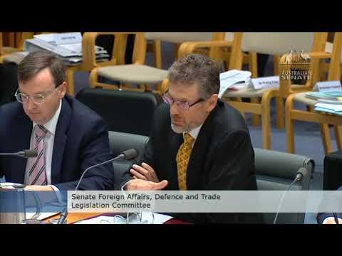 Senate Estimates: Lee questions Defence on PFAS contamination