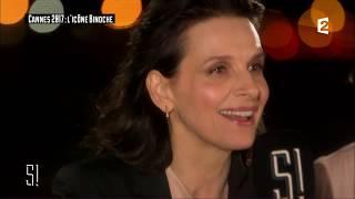 L'interview de Juliette Binoche et Noée Abita - Stupéfiant !