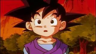 Son Goku Jr trifft auf Son Goku!!!!!