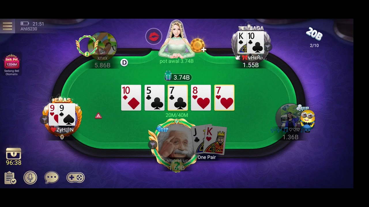 Boya Poker Com Sekali
