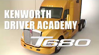 Kenworth T680 Training Videos - YouTube