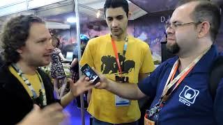 Blast_Entrevista: Distortions - Brasil Game Show 2017