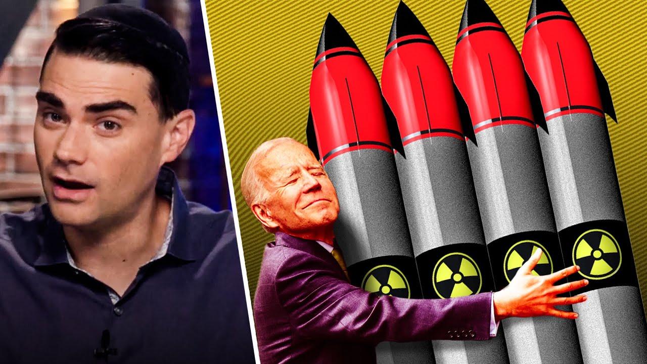 'Hands Up Don't Nuke': Biden RIPPED Over INSANE Gun Remarks