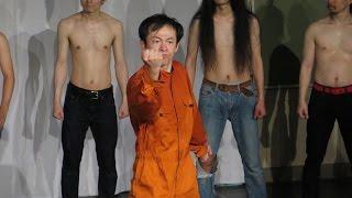 男肉 du Soleil 「鉄球」より 舞台は刑務所。刑務所でマッチが歌う。 男...