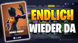 ENDLICH BACK SINCE Dark Vanguard Skin 👩 🚀 Fortnite Shop Today 29.1 | Item Shop 29 January 🛒