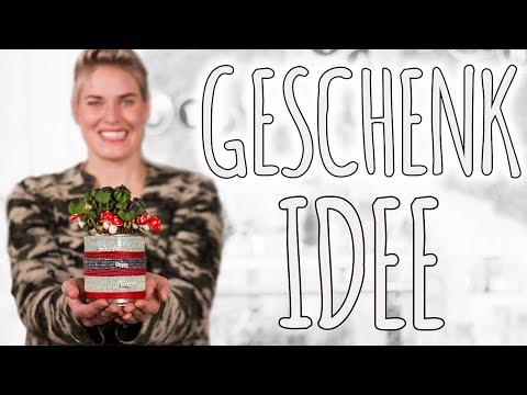 GESCHENKIDEE - KLEINIGKEIT FÜR SILVESTER - DIY