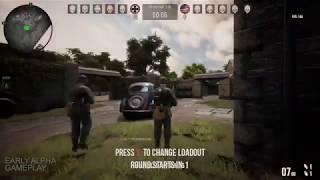 Battalion 1944 - Alpha 0.6 Gameplay Footage