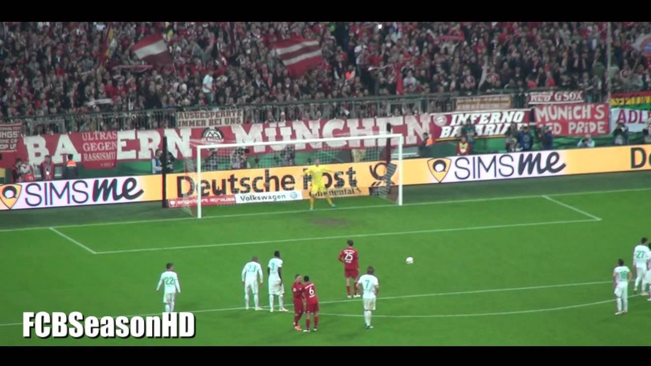 Bayern Bremen Elfmeter