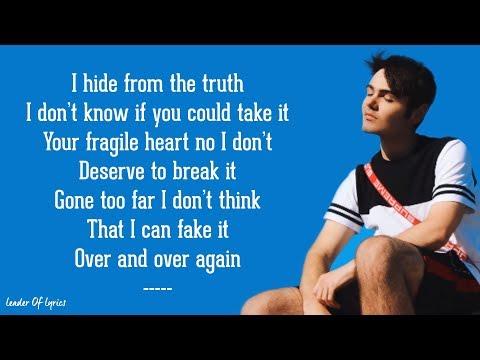 Nico Collins - OVER AND OVER AGAIN (Lyrics) 🎵
