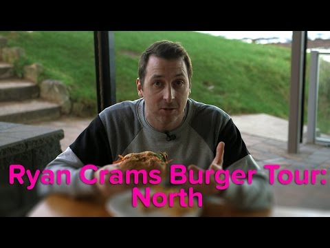 Ryan Crams Burger Tour - North