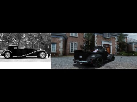 Bugatti Type 41 Royale Coupe Napoleon 1927, Dirt Showdown Du