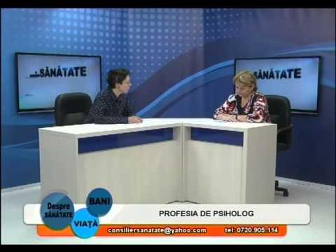 psiholog Anca Spiridon - Profesia de psiholog