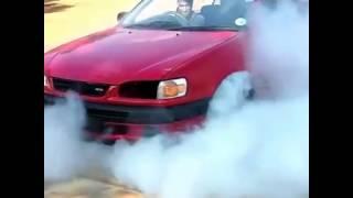 4age 20v - Toyota corolla rsi 1997 ae11x burnout