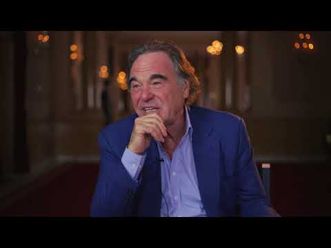 23rd Sarajevo Film Festival - Interview with Oliver Stone
