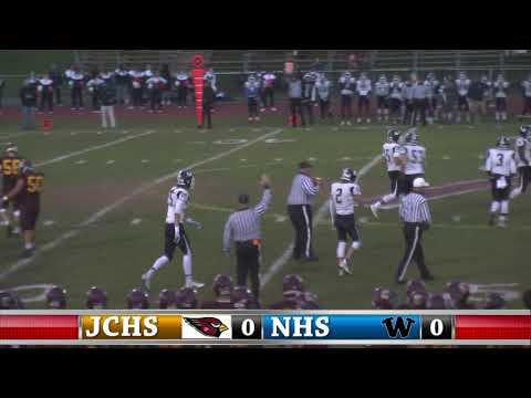 JCHS Football vs Nantucket High School
