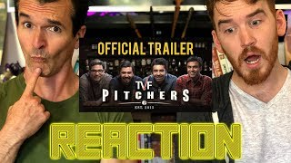 TVF Pitchers Trailer Reaction!!!