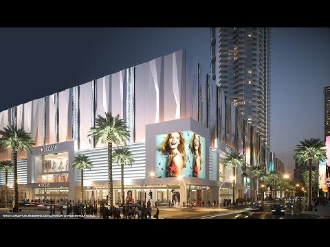 Miami WorldCenter - The New Center of Miami HD