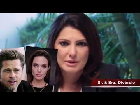 Brad Pitt e Angelina Jolie, Despedida de Solteira e mais! #RESUMODASEMANA