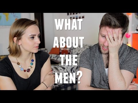 Masculinity, Men and Feminism with Daniel J. Layton | Hannah Witton