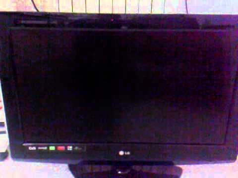 TV32LG3000 SCHERMO NERO MA LED ROSSO LAMPEGGIANTE BLACK SCREEN LED RED HELP ME  YouTube