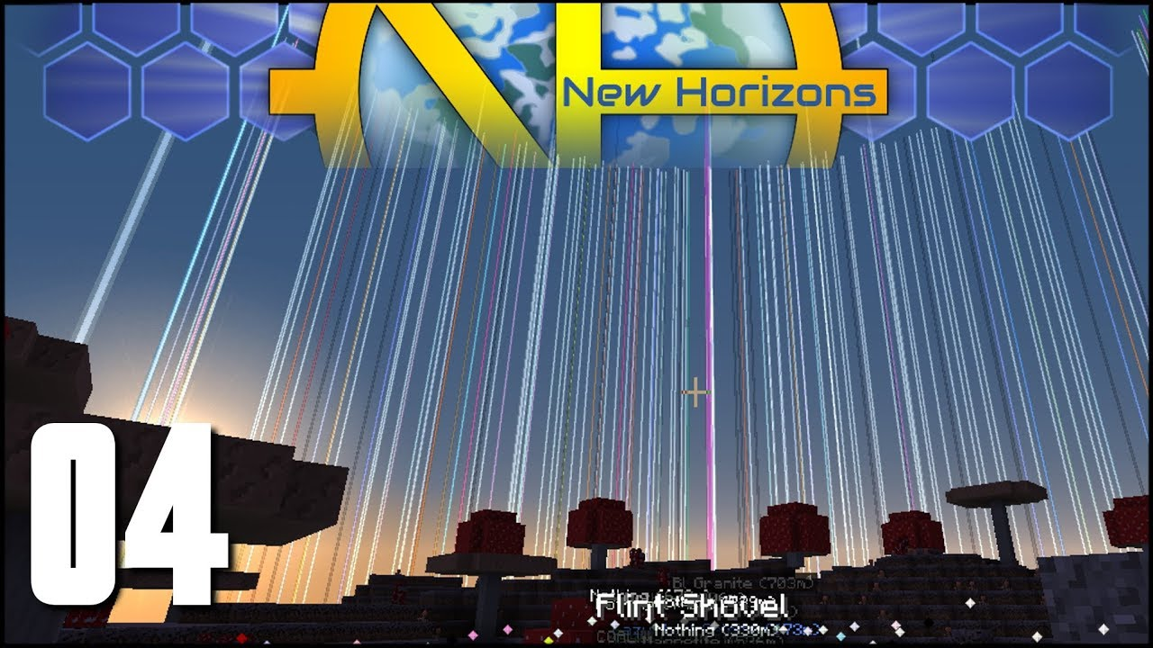 Search for Redstone - GregTech New Horizons 04