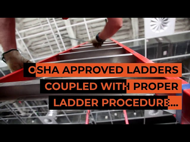 SSU PROVIDES LOUISVILLE LADDERS